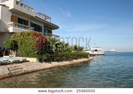 Villa near the sea
