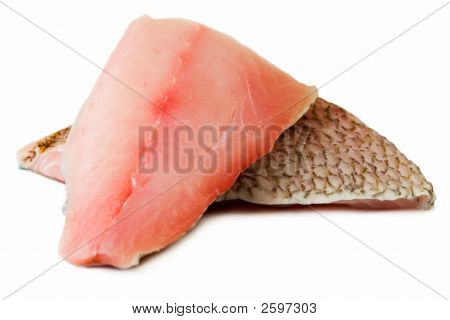 Fillets Of Red Mullet