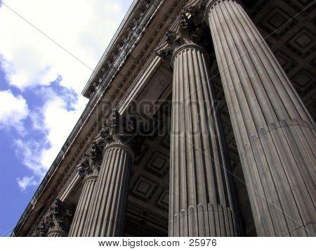 Upward Columns