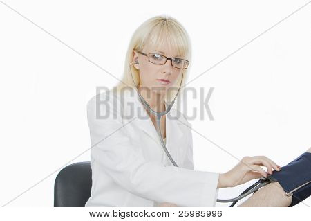 beauty medical doctor supervise