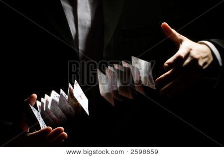 Playing-Card Trick