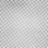 Halftone Distressed Overlay Texture For Your Design. Empty Grunge Design Element. Eps10 Vector. poster