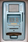 foto of automatic teller machine  - atm  - JPG