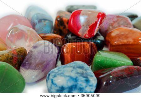 Colorful Stones (macro)