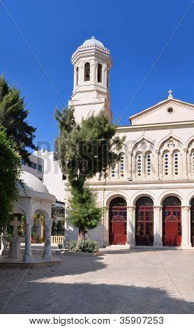 Limassol, Lemesos, Cyprus, Agia Napa Greek Orthodox Cathedral