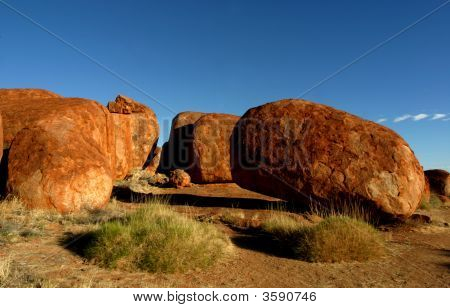 Devils Marbles Rock