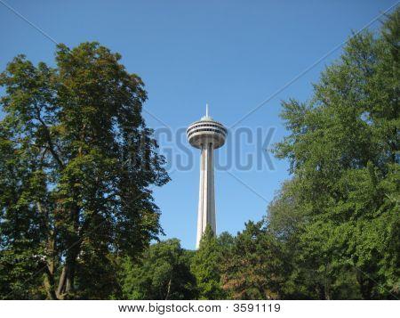 The Skylon Tower