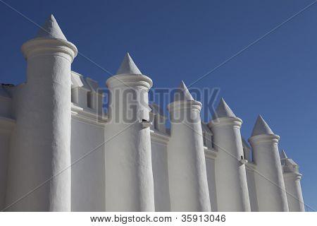 Ermida de Santo Andre, Beja, Portugal