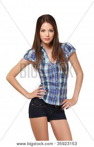 Sexy Student Portrait