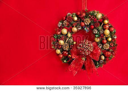 Christmas Hnaging Wreath
