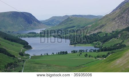 Haystacks, Wainwright's Favorite Fell