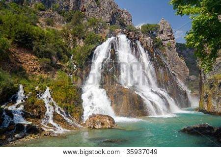 Alara Ucansu Selalesi, Waterfall, Turkey
