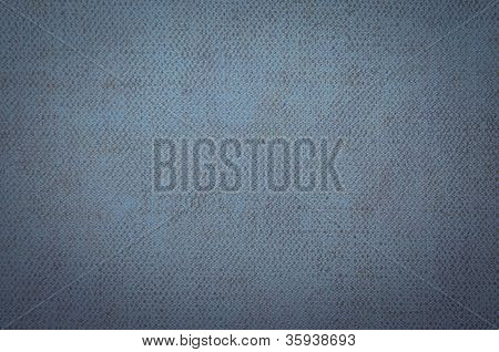 Gray Blue Canvas Texture Or Background