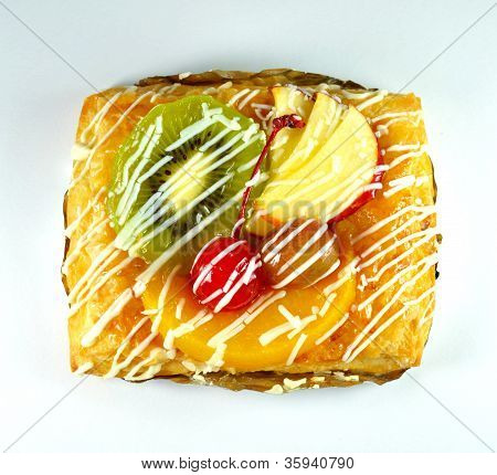 Sweet Fruit Danish