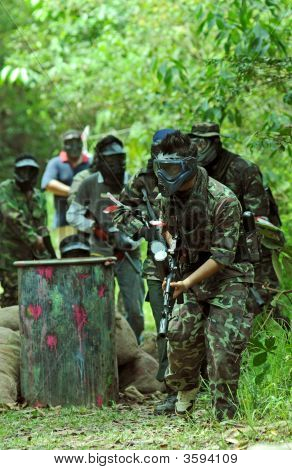 Paintball Battalion