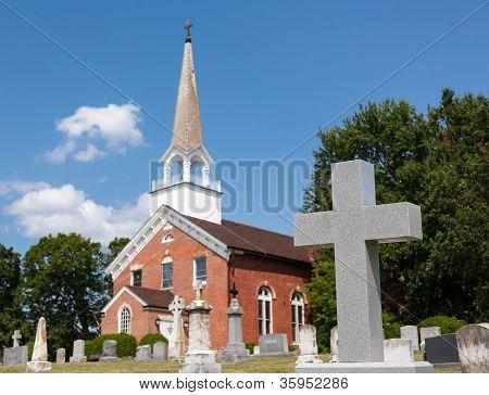St Ignatius Church Chapel Point Maryland