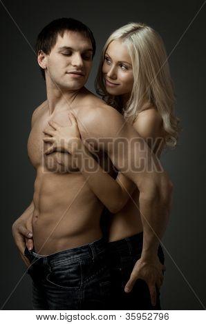 Sexy Paar