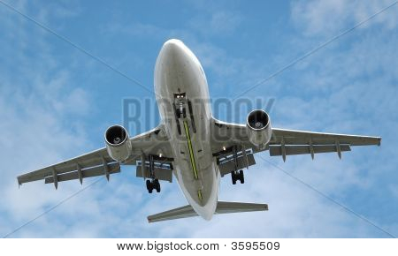Jet Landing
