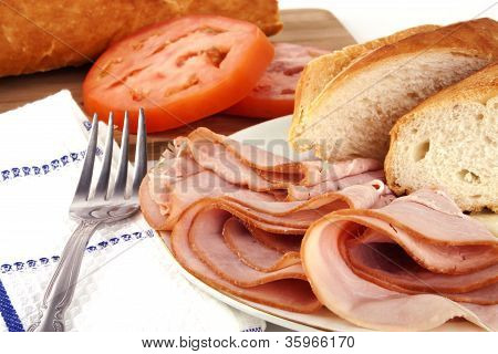 Ham Lunch Spread