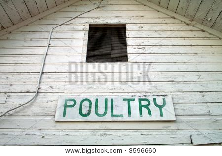 Poultry Barn