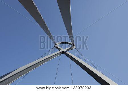 Ponte Pedonal Circular Bridge