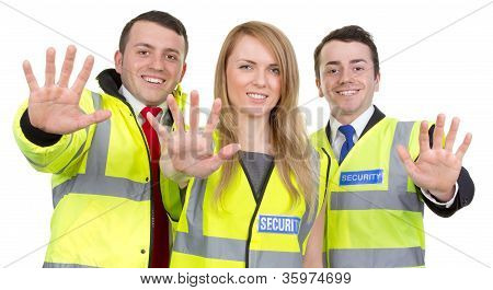 Security Guard Team