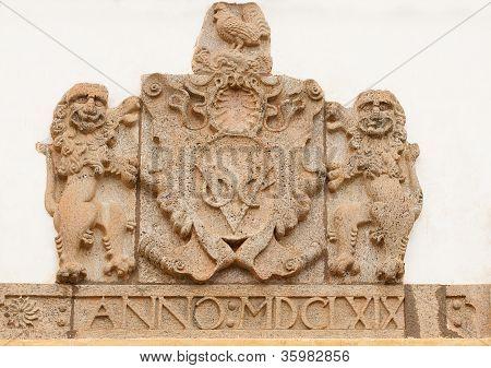 The Dutch East India Company Emblem