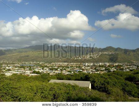 View, Near Koko Head