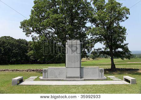 Memorial Monument South Carolina - Gettysburg, American Civil War