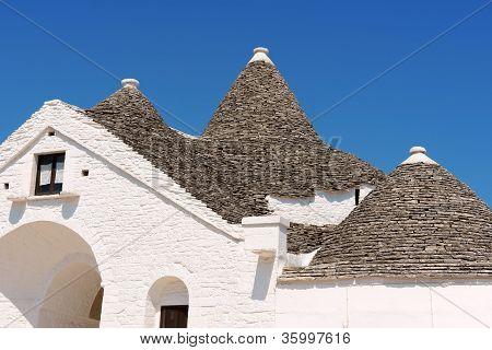 Trullo Sovrano In Alberobello, Apulia, Italy