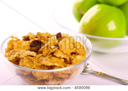 Cornflakes And Green Apples
