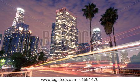 Los Angeles City Traffic