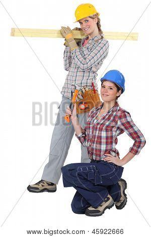 Female builders