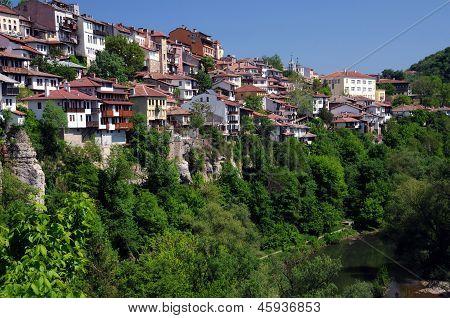Veliko Tarnovo In Spring