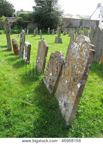 St Andrews Church Gravestones