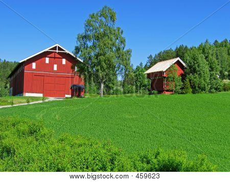 House In Telemark