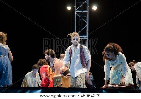 Aktion Antagon teatro
