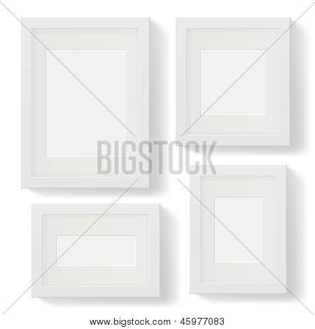 Witte frames