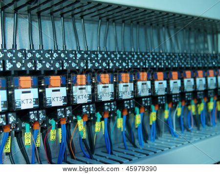 Industrial electrical equipment