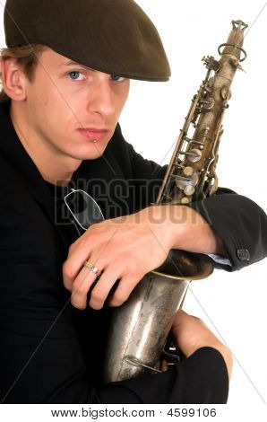 Music Performer, Saxophone