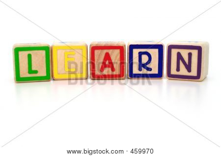 Learning Blocks