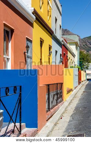 Bo Kaap, Cape Town 002-street