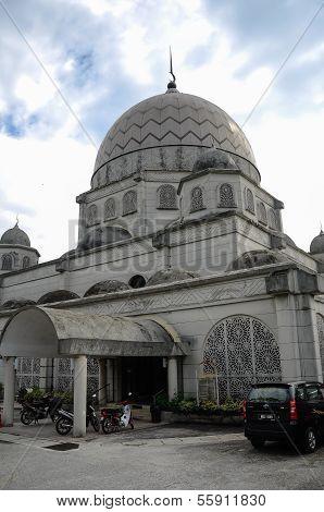 Al Muhajirin Mosque Front Facade