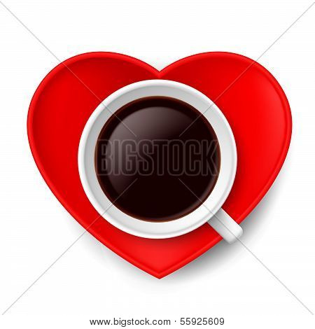 Love of coffee.