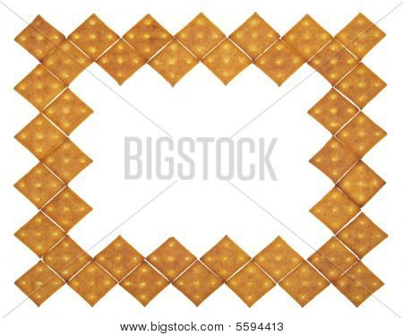 Thick Frame Of Crackers