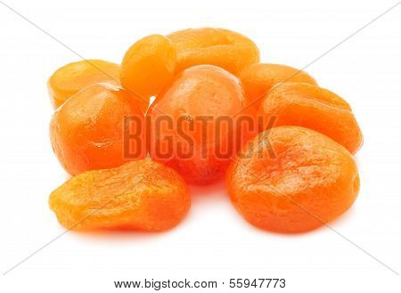 Dried tangerines