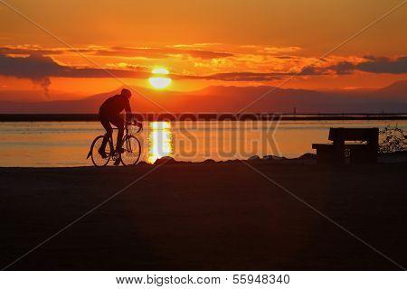 Sunset Cycle, Richmond, British Columbia