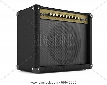 Electric guitar amplifier