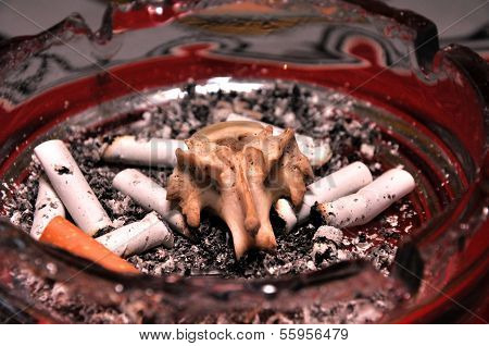 Smoking, Death