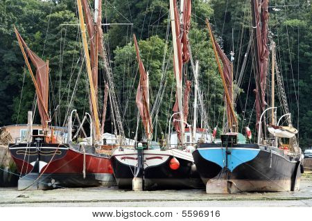 Sailing Barges